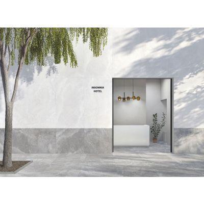 Lucca Grey 90 x 90cm