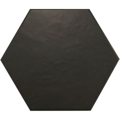 Hexatile Black