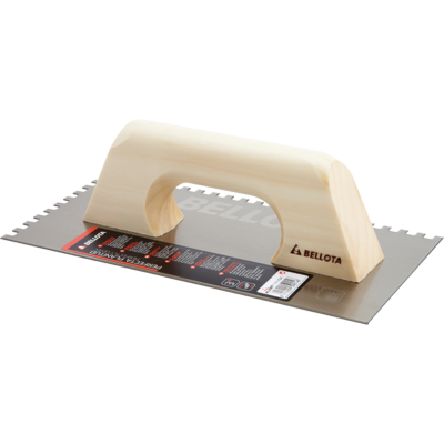 Bellota 10mm Square Notched Trowel