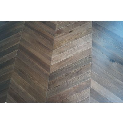 Barrel Oak Chevron