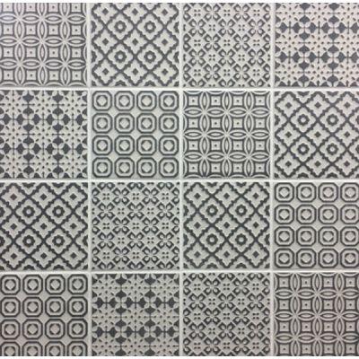 Batik Nero  10x10cm