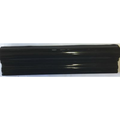Black Moulded Border 20x5cm