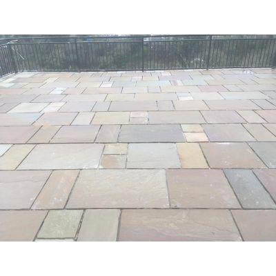 Buff Sandstone Paver Calibrated 60cm