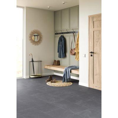 Caldera Tile Marmo Scuro Luxury Parquet Vinyl 61.5x123cm