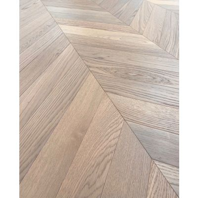 Chalet Oak Chevron