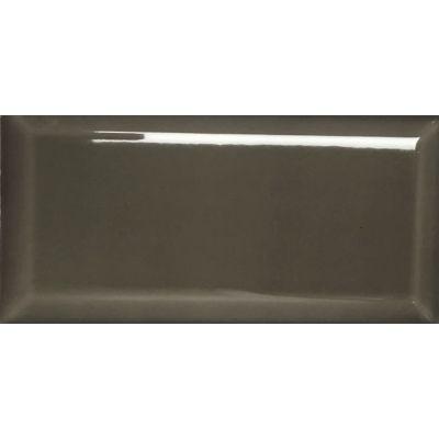 Dark Grey Beveled 20x10cm