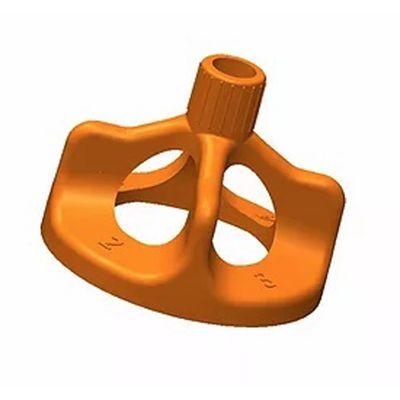 Plastic Caps for Screw Clips - 100pc