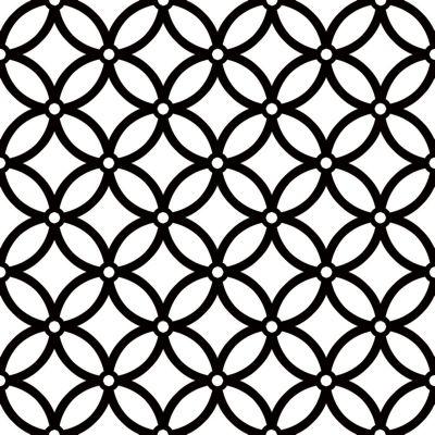 Livorno Pattern Tile 22.5 x 22.5cm
