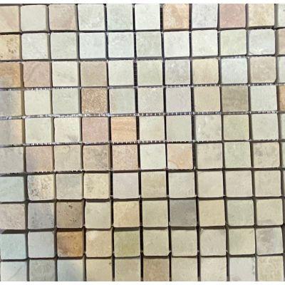 Mint Sandstone Mosaic 30 x 30cm
