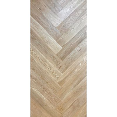 Oslo Natural Herringbone