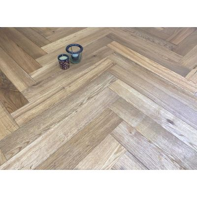 Provence Oak Herringbone Engineered