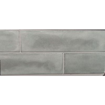 Splendours Grey - Dark Grey (Crackle Glaze) 7.5 x 30cm