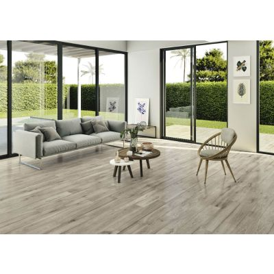 Rigel Grey Wood Effect Tile 23x120cm