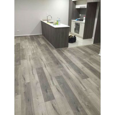 Titanium Grey Oak Laminate 12mm