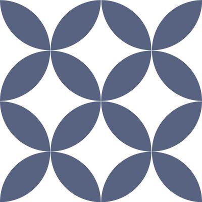 Tokio Azul 22.5 x 22.5cm